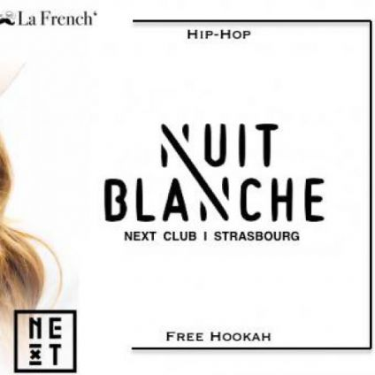 Nuit blanche Next club