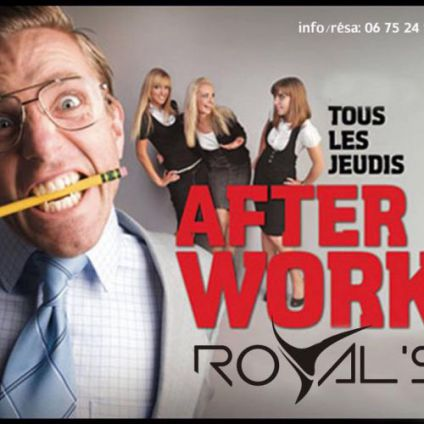After Work after work Jeudi 30 Novembre 2017