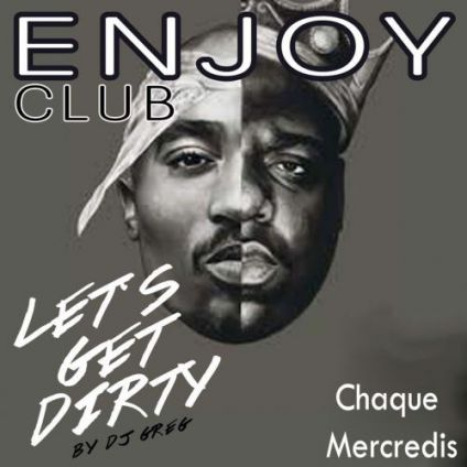 Let's get party by dj greg L'enjoy club