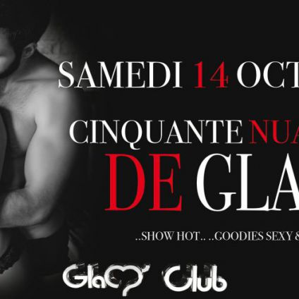 50 NUANCES DE GLAM  Glam Club