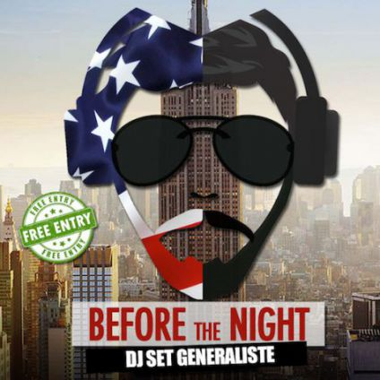 After Work before the night O'Mantra Vendredi 08 decembre 2017