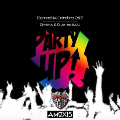 Party Up - Guest Dj Marco Amoxis 2.0