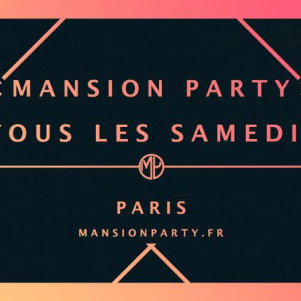 X mansion party x tous les samedis (23h-6h) Redlight
