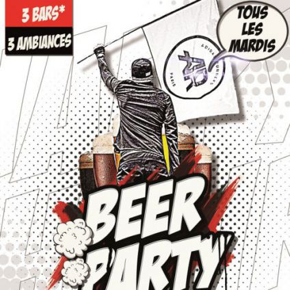 After Work BEER PARTY // RUN AR SENTIER // TOUS LES MARDIS //MKP OPERA VENDOME Mardi 12 decembre 2017