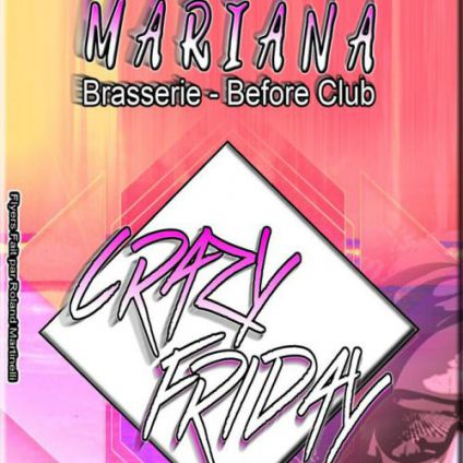 Before Soirée Crazy Friday @ Le mariana  Bastia  Vendredi 29 decembre 2017