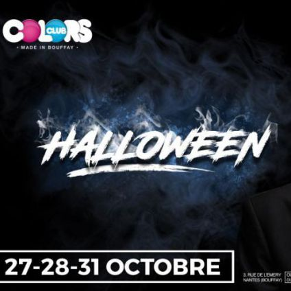 Soirée clubbing Halloween crazy night Mardi 31 octobre 2017