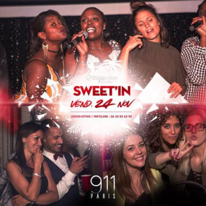 911 'sweet in' ! Nuits blanches club