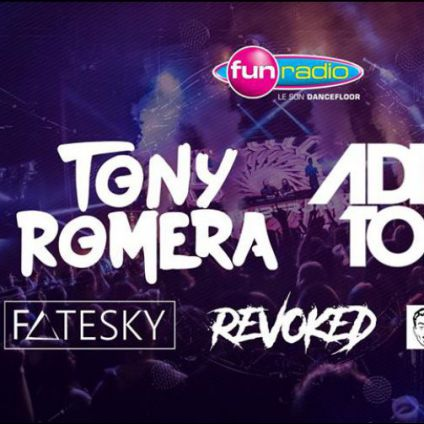 Festival Enjoylife 2017 - Electro Music Event Vendredi 10 Novembre 2017