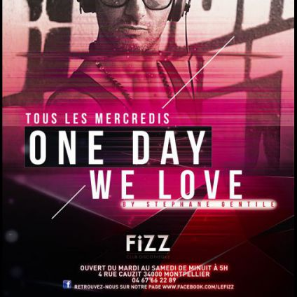 ONE DAY WE LOVE Fizz