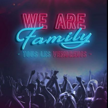 WE ARE FAMILY Fizz