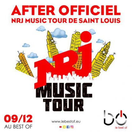 AFTER NRJ MUSIC TOUR Best Of