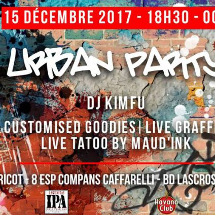 After Work Urban Party @ Barricot - Toulouse Vendredi 15 decembre 2017