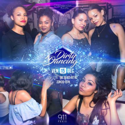 911 'dirty dancing' ! Nuits blanches club
