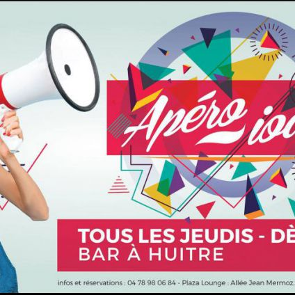 After Work Apéro iodé au Plaza Lounge #5  Jeudi 18 janvier 2018
