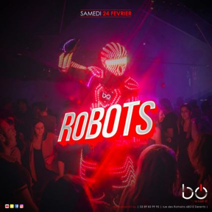 Robots are coming Best of