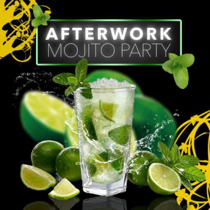 After Work Afterwork Mojito Party [ GRATUIT ] Jeudi 16 aout 2018