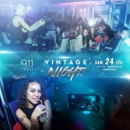 911 perfect night ! Nuits blanches club