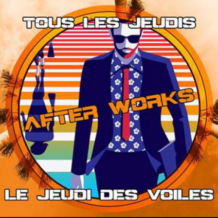 After Work Les after works du jeudi Jeudi 26 avril 2018