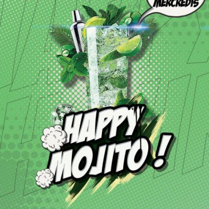 After Work Happy Mojito Mercredi 25 avril 2018
