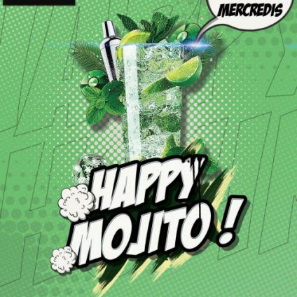 After Work Happy Mojito Mercredi 20 juin 2018