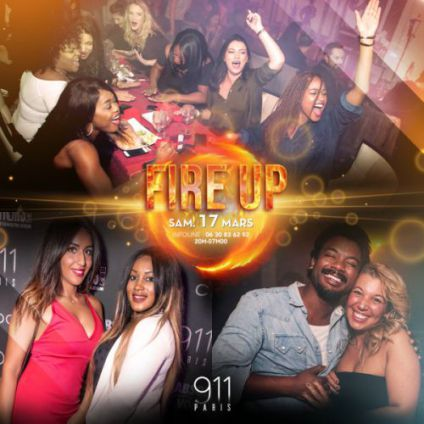 911 Fire Up ! Nuits Blanches Club