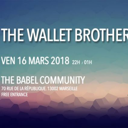 Before The Wallet brothers Vendredi 16 mars 2018