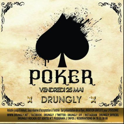 ★ poker ★ Drungly