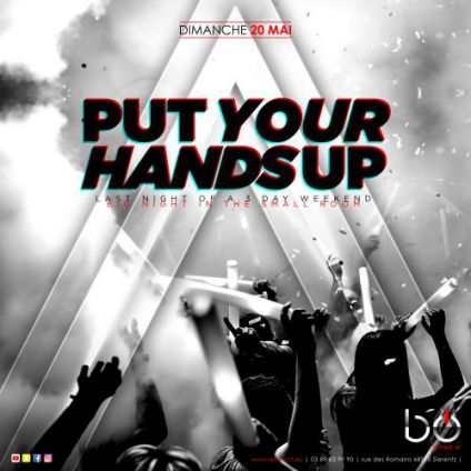 PUT YOUR HANDS UP Best Of