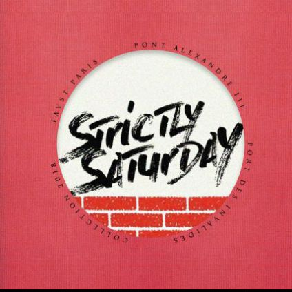 Before Faust Terasse : Strictly Saturday Samedi 07 juillet 2018