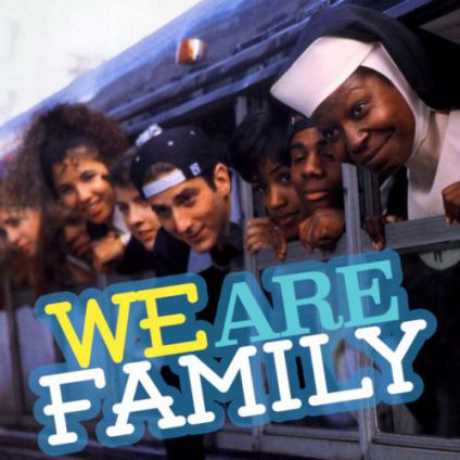 Soirée clubbing WE ARE FAMILY : LIVE BAND & DJ'S Lundi 30 avril 2018