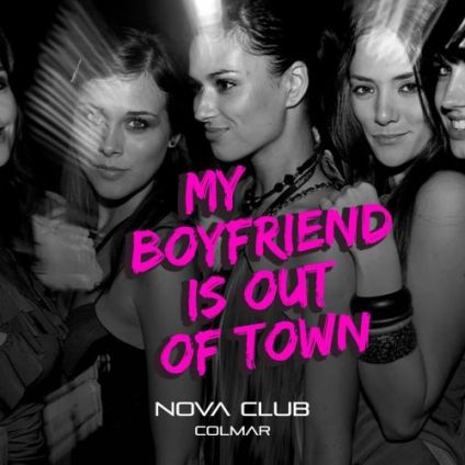 Soirée clubbing My Boyfriend is out town Vendredi 25 mai 2018