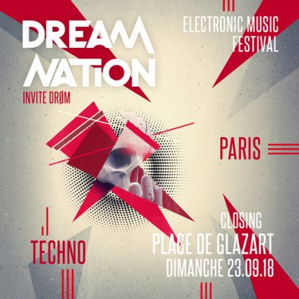Festival CLOSING ● DREAM NATION FESTIVAL Dimanche 23 septembre 2018