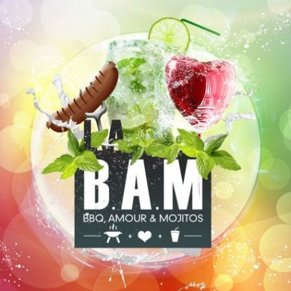 After Work La BAM - BBQ Amour & Mojitos Jeudi 26 juillet 2018