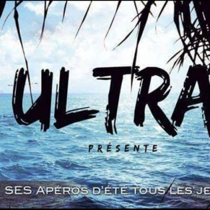 After Work ULTRA APERO Jeudi 26 juillet 2018