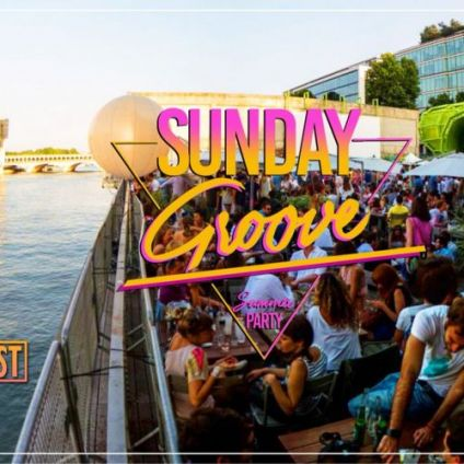 Soirée clubbing Sunday Groove - Re-Opening X Wanderlust Dimanche 27 mai 2018