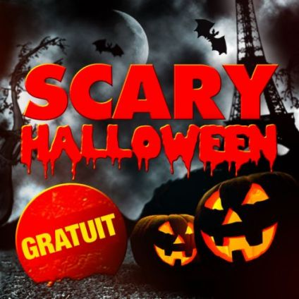 Soirée clubbing Scary Halloween Party Mercredi 31 octobre 2018
