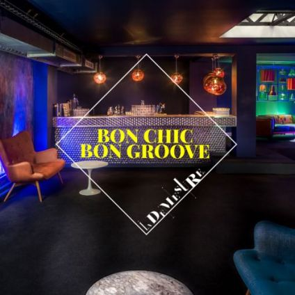 After Work BON CHIC BON GROOVE Samedi 27 octobre 2018