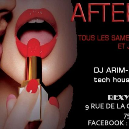 After (6H-Midi) after party Dimanche 16 decembre 2018