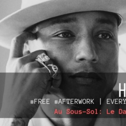 After Work HIP HOP DATE Jeudi 15 Novembre 2018