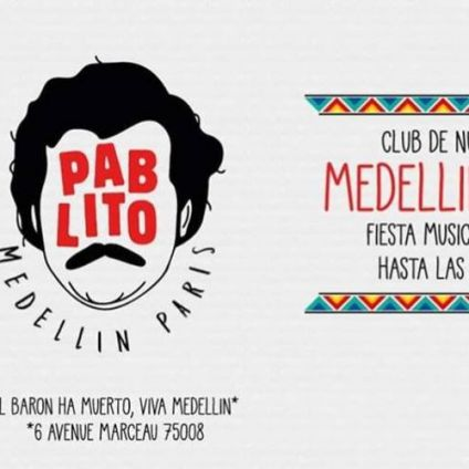 After Work Pablito - Live al Medellín Mardi 25 decembre 2018