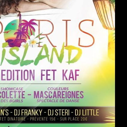 After Work Paris-Island Edition « Fet kaf » Mercredi 19 decembre 2018
