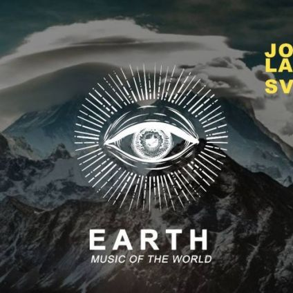 Soirée clubbing EARTH (Music of the World) w/ Joachim Labrande & Sven Love Vendredi 18 janvier 2019