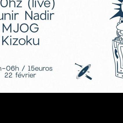 Soirée clubbing From da East Release Party w/ 100hz, Munir Nadir, Kizoku & MJOG Vendredi 22 fevrier 2019