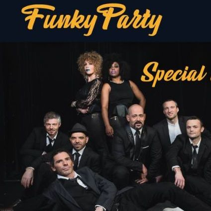 Concert Funky Party w/ Rooftop Special Ladies Samedi 27 avril 2019
