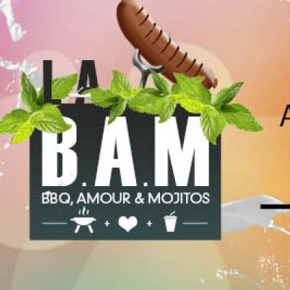 After Work BBQ Amour & Mojitos - Plein Air Jeudi 23 mai 2019