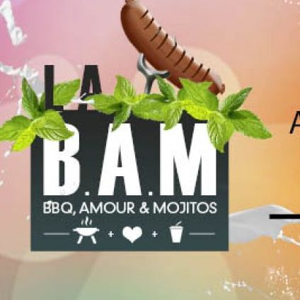 After Work BBQ Amour & Mojitos - Plein Air Mercredi 29 mai 2019