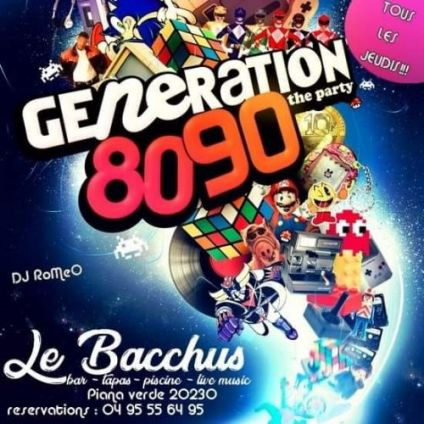 Before THE GENERATION 80'S * 90'S  ???????? Jeudi 22 aout 2019