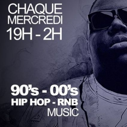 After Work le Notorious Mercredi 12 juin 2019