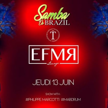 After Work SAMBA DO BRAZIL Jeudi 13 juin 2019