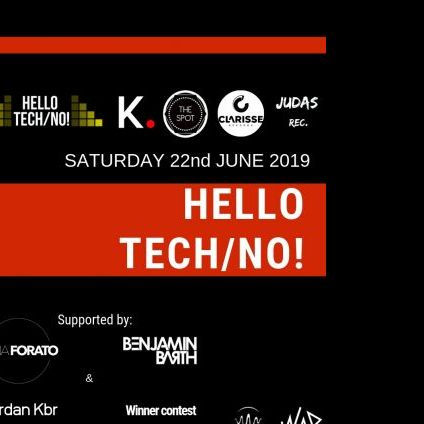 Festival Hello Tech/No! - Catsinka x Bigstate & Friends (0h - 12h) Samedi 22 juin 2019